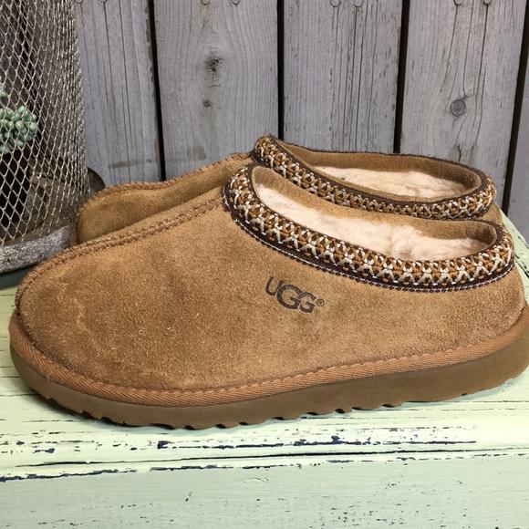 a33e3aa20b9 Girl's UGG Tasman Slippers